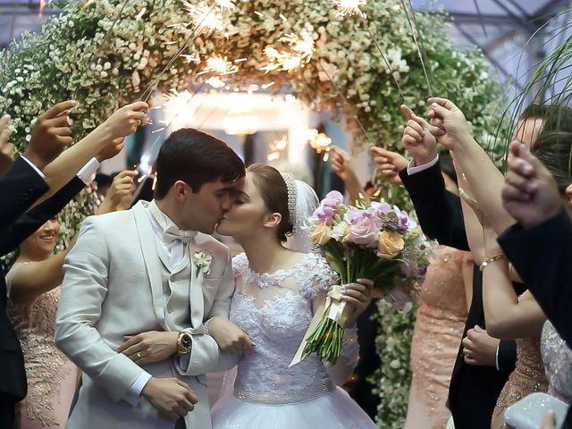 O casamento de Talita e Junior