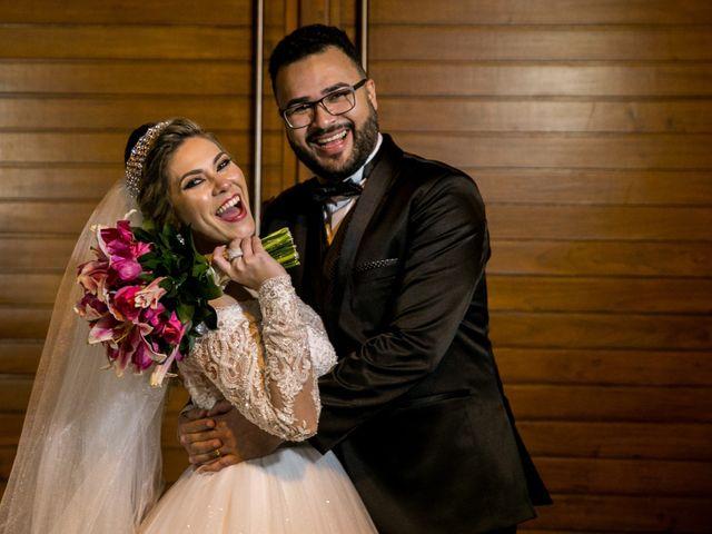 O casamento de Juliana e Saulo