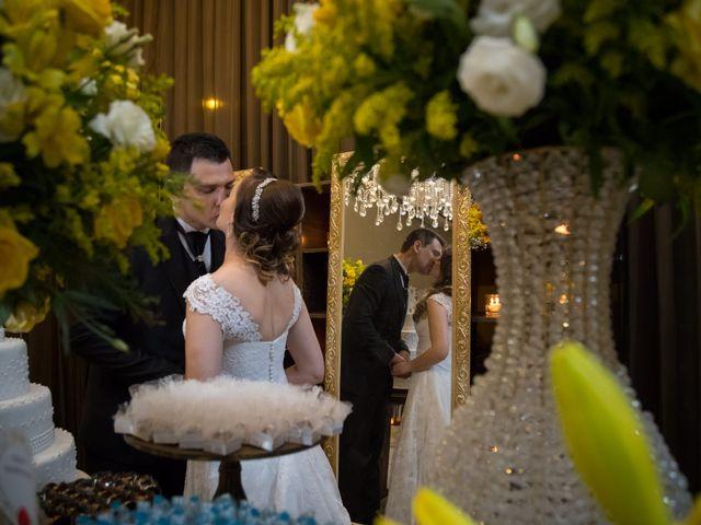 O casamento de Ariane e Rafael