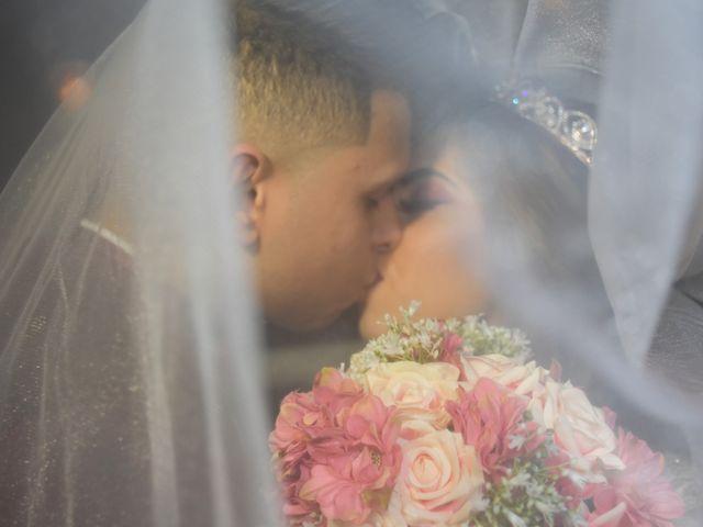 O casamento de Kamilla e Leonardo