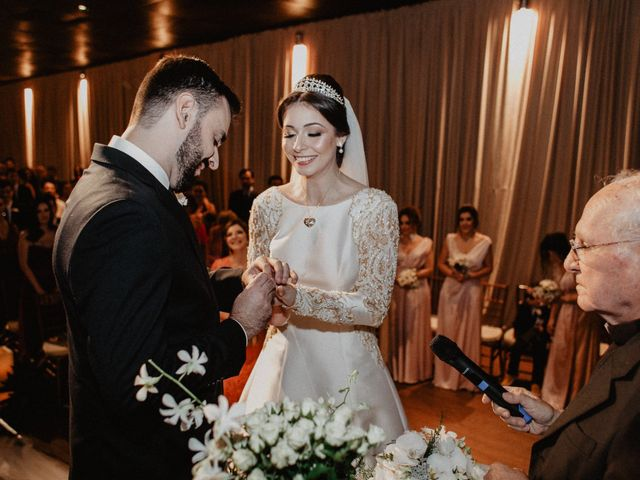O casamento de Marcelo e Thais em Londrina, Paraná 45