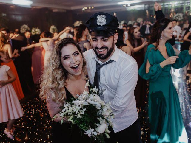 O casamento de Marcelo e Thais em Londrina, Paraná 123