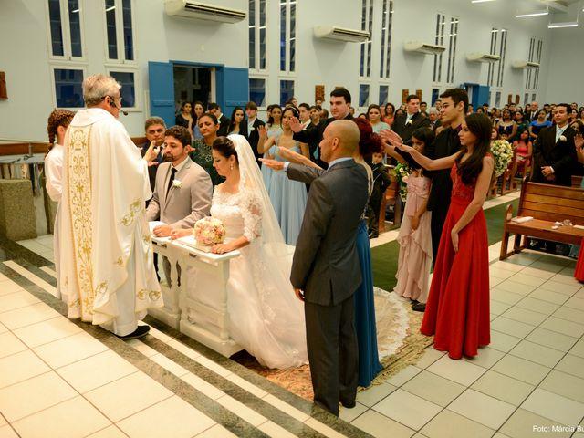 O casamento de Luis Alberto e Samantha em Teresina, Piauí 43
