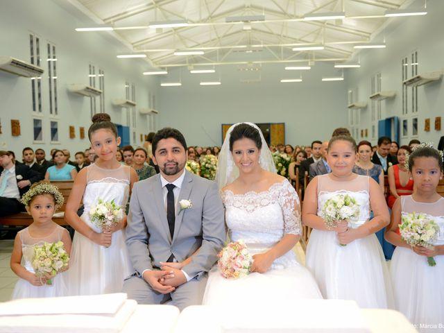 O casamento de Luis Alberto e Samantha em Teresina, Piauí 44