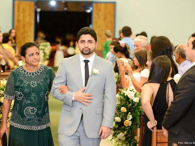 O casamento de Luis Alberto e Samantha em Teresina, Piauí 54
