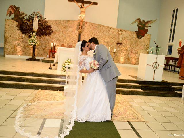 O casamento de Luis Alberto e Samantha em Teresina, Piauí 66