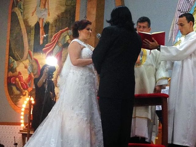 O casamento de Jesus e Ivone em São Gonçalo, Rio de Janeiro 1