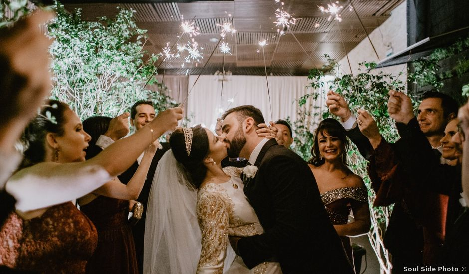 O casamento de Marcelo e Thais em Londrina, Paraná