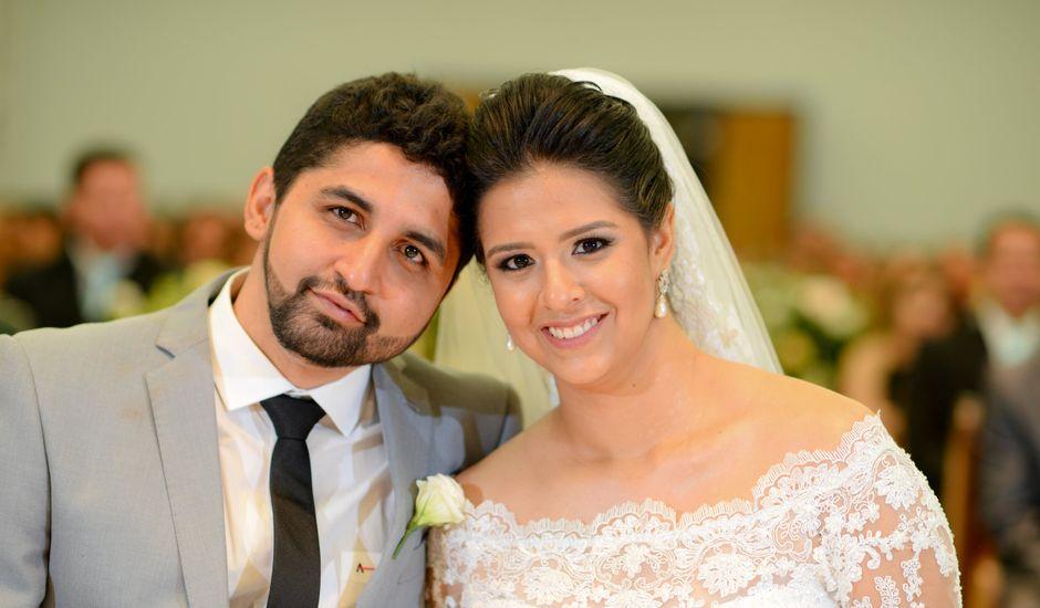 O casamento de Luis Alberto e Samantha em Teresina, Piauí