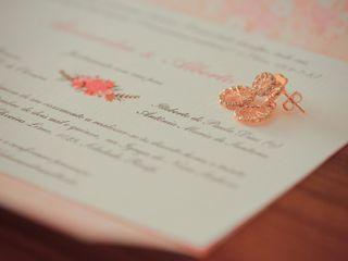 O casamento de Alexsandra e Alberto 1