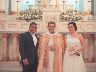 O casamento de Alexsandra e Alberto