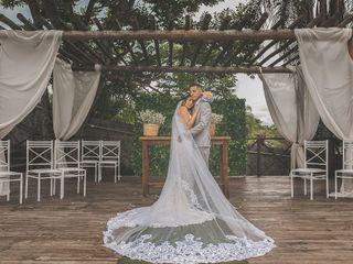 O casamento de Talita Leonel e Lucas