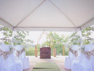 O casamento de Nathalie e Kai 1
