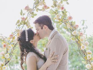 O casamento de Nathalie e Kai