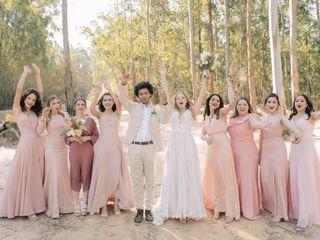 O casamento de Julia Voltani e Neyran Boaes 2