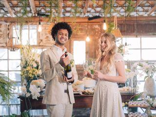 O casamento de Julia Voltani e Neyran Boaes