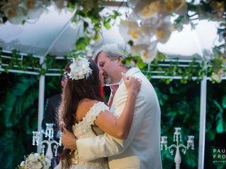 O casamento de Amanda e Darren 1