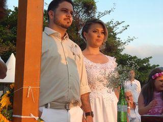 O casamento de Leticia Pereira e Jonas Romero 1
