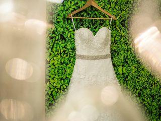 O casamento de Liana e Valério 3