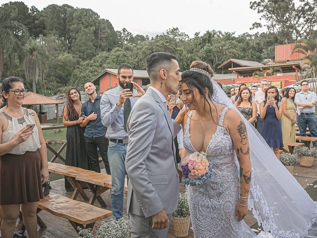O casamento de Lucas e Talita Leonel em Vargem Grande Paulista, São Paulo 39