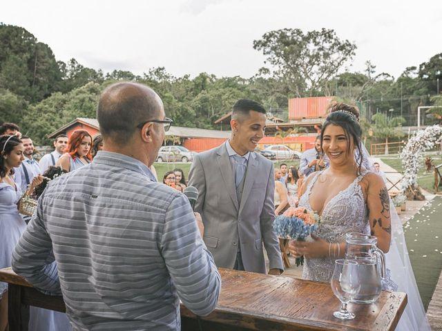 O casamento de Lucas e Talita Leonel em Vargem Grande Paulista, São Paulo 40