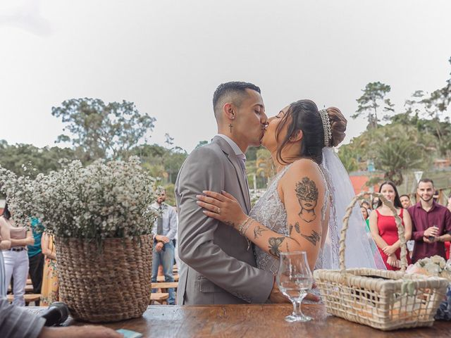 O casamento de Lucas e Talita Leonel em Vargem Grande Paulista, São Paulo 69