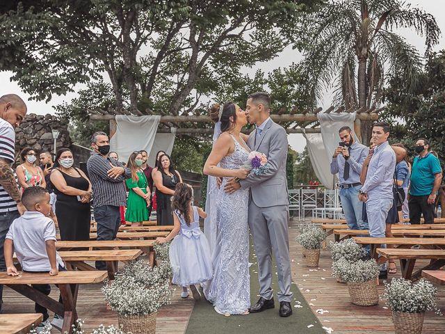 O casamento de Lucas e Talita Leonel em Vargem Grande Paulista, São Paulo 1