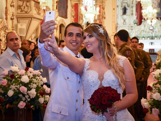 O casamento de Camila e Helton