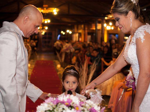 O casamento de Roseli e Adilson