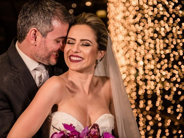 O casamento de Liana e Valério