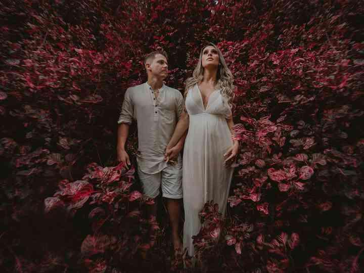 O casamento de Mirelly e Afonso