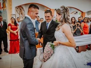 O casamento de Camila e Edilson 1