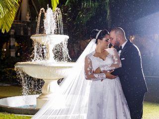 O casamento de Tamires e Max