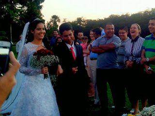 O casamento de Karoliny e Gleison