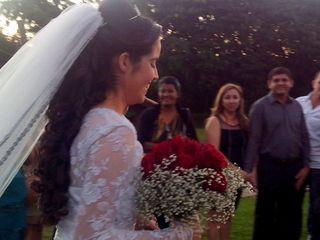 O casamento de Karoliny e Gleison 2