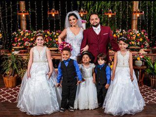 O casamento de Amanda  e João Vitor