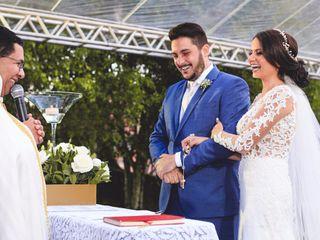 O casamento de Daniela e Matheus