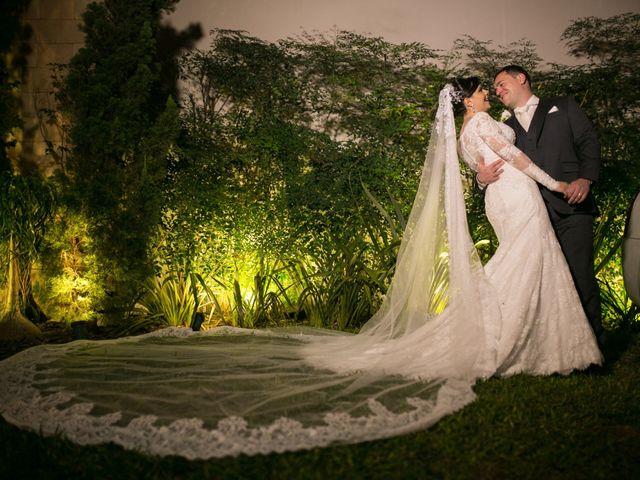 O casamento de Rafaela e Ramon