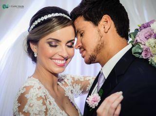 O casamento de Daniele e Gabriel