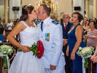 O casamento de Paola e Marcel