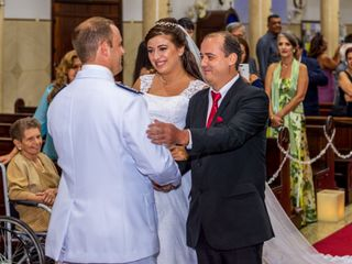 O casamento de Paola e Marcel 2