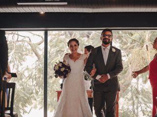 O casamento de Alinne  e Thalisson