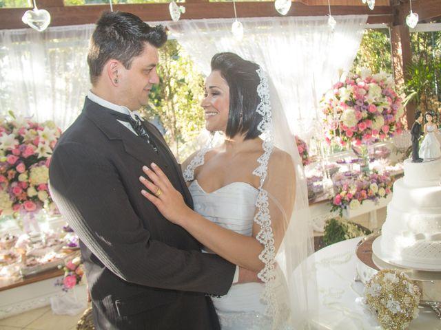 O casamento de Douglas e Grazi em Duque de Caxias, Rio de Janeiro 1