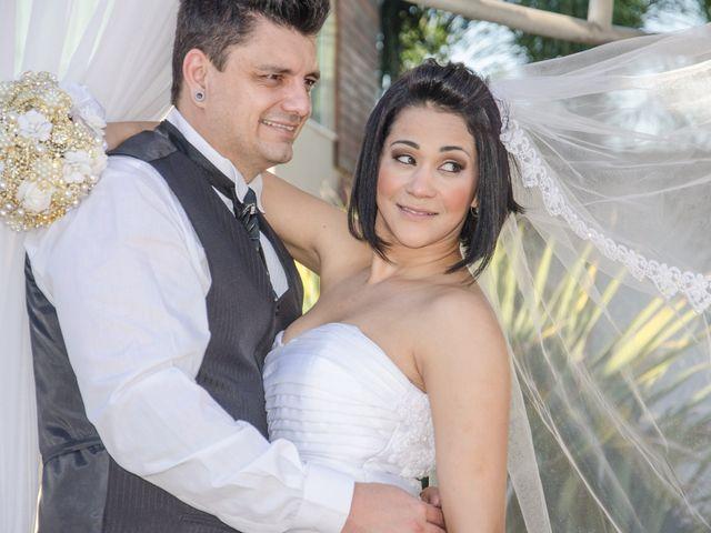 O casamento de Douglas e Grazi em Duque de Caxias, Rio de Janeiro 2