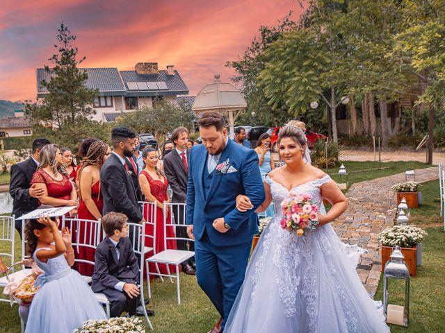 O casamento de Raquel e Cris