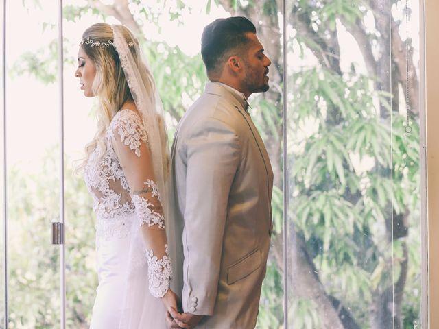 O casamento de Dani e Léo