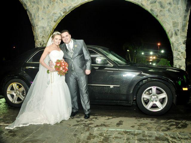 O casamento de Danielle e André