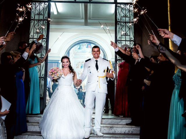 O casamento de Luciana e William