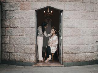 O casamento de Marcella e Caique 2