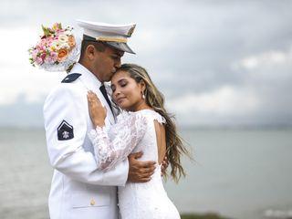 O casamento de Nidia e Taffarel